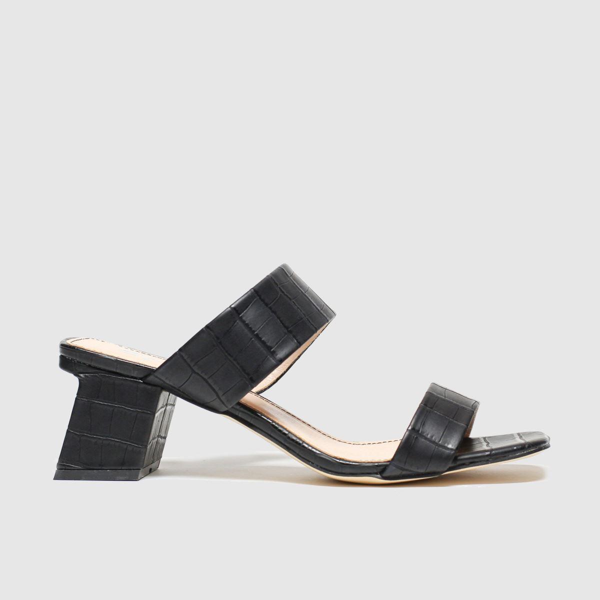 schuh Schuh Black Pisa High Heels