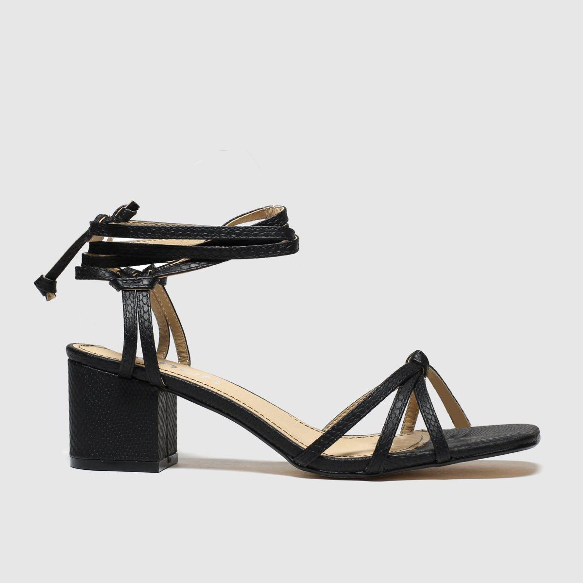schuh Schuh Black Sentiment High Heels