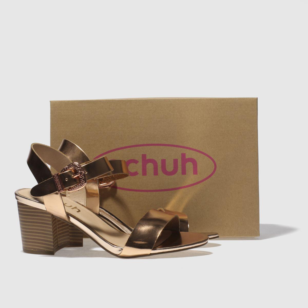 Damen Bronze Gute schuh Hotline Low Heels | schuh Gute Bronze Qualität beliebte Schuhe d3b52c