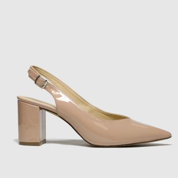 schuh natural beam low heels