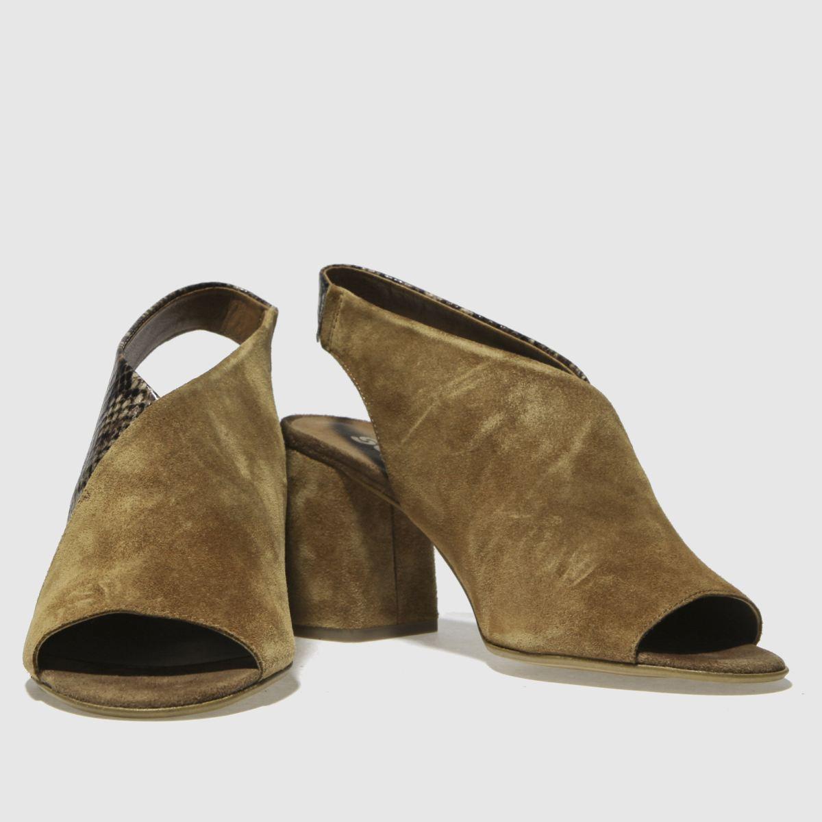 Damen Hellbraun schuh Allure Low Heels | schuh Gute Qualität beliebte Schuhe