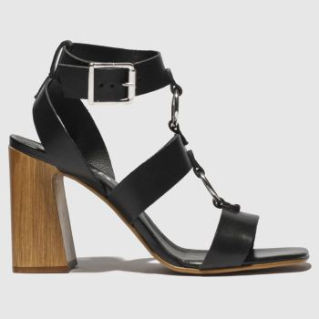 Schuh Black Cassie c2namevalue::Womens Low Heels