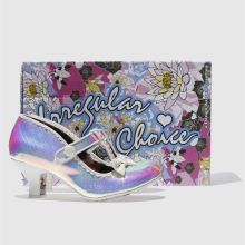 Irregular Choice lazy river iridescent 1