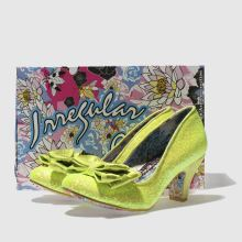 Irregular Choice banjoe glitter 1