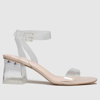 Public Desire natural afternoon low heels