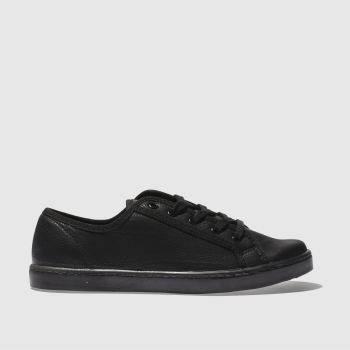 Schuh Black Good Times Womens Flats