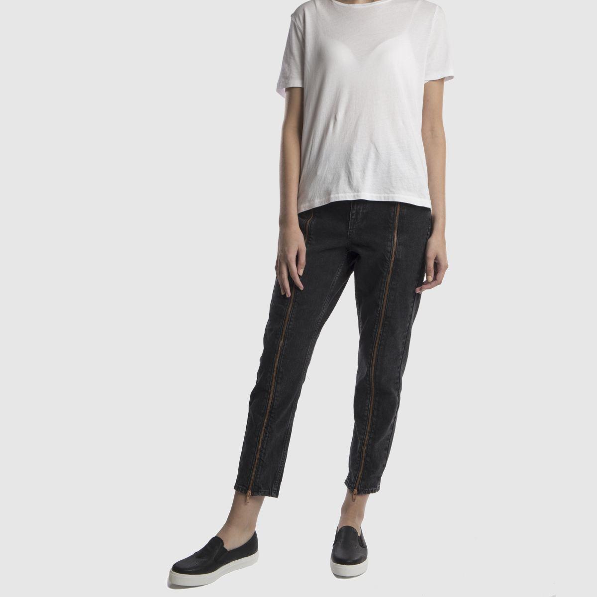 Damen Schwarz-weiß schuh Awesome Slip On Flats   schuh Gute Qualität beliebte Schuhe