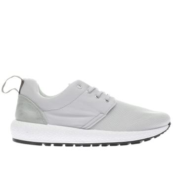 Schuh Grey Easy Peasy Womens Trainers