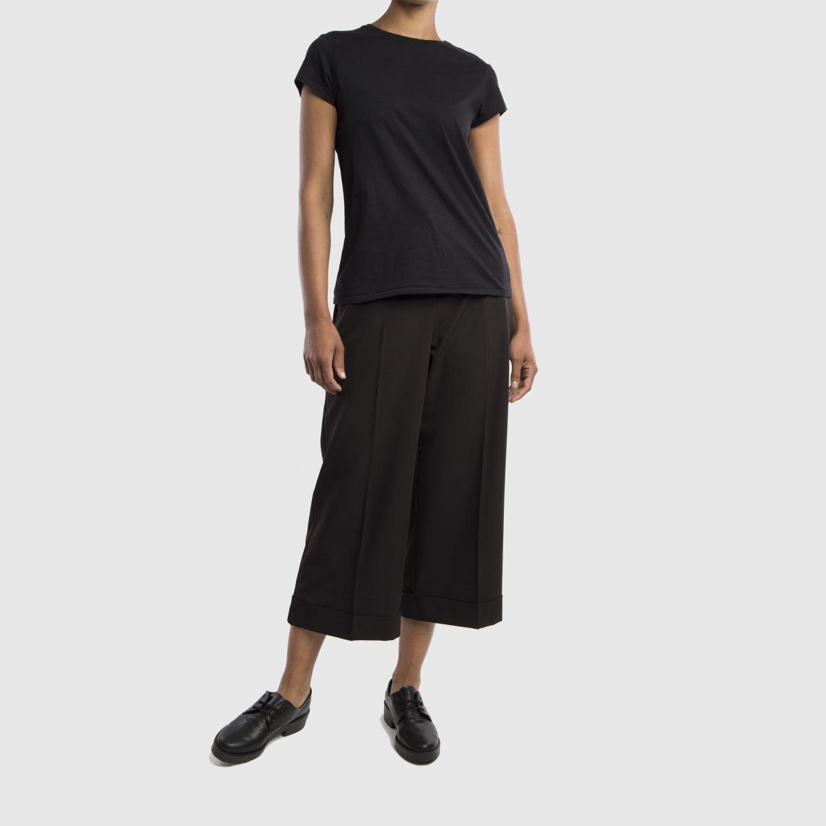 Damen Schwarz schuh Confident Flats | schuh Gute Qualität beliebte Schuhe