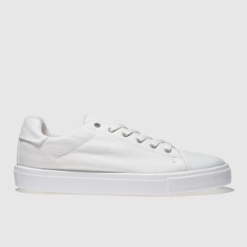 Schuh White BUMPY Trainers