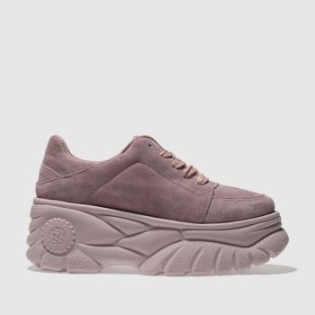 Schuh Pink Diva Womens Trainers