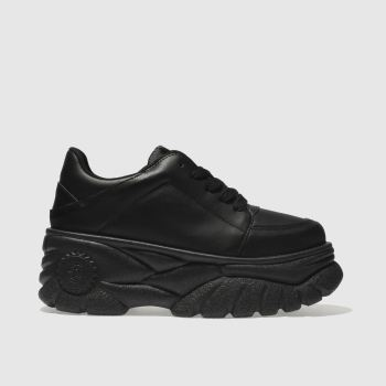Schuh Black Diva Womens Trainers