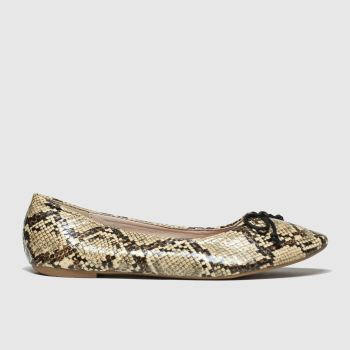 Schuh Natural Sweetheart Womens Flats