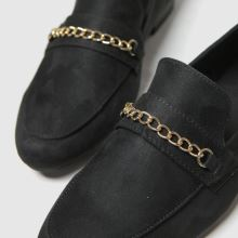 schuh Lydia Chain Detail Loafer 1