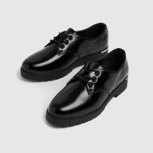 schuh Logan Patent Lace Up Shoe,3 of 4