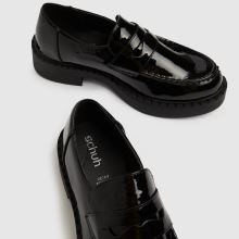 schuh Leo Patent Chunky Loafer,4 of 4