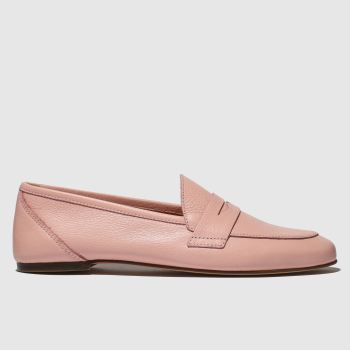 Schuh Pale Pink Impact Womens Flats