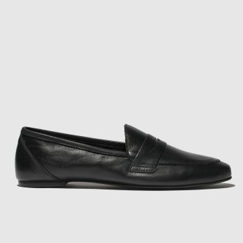 Schuh Black Impact Womens Flats