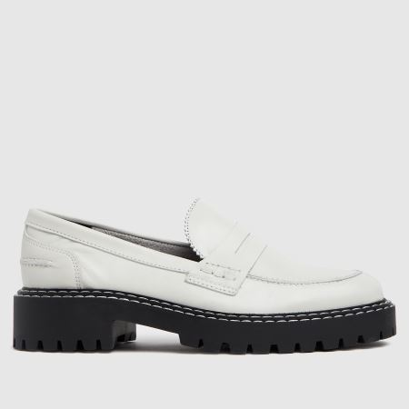 schuh London Chunky Leather Loafertitle=