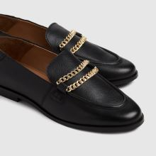schuh Leandra Leather Chain Loafer,4 of 4