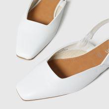schuh Luisa Square Toe Ballerina 1