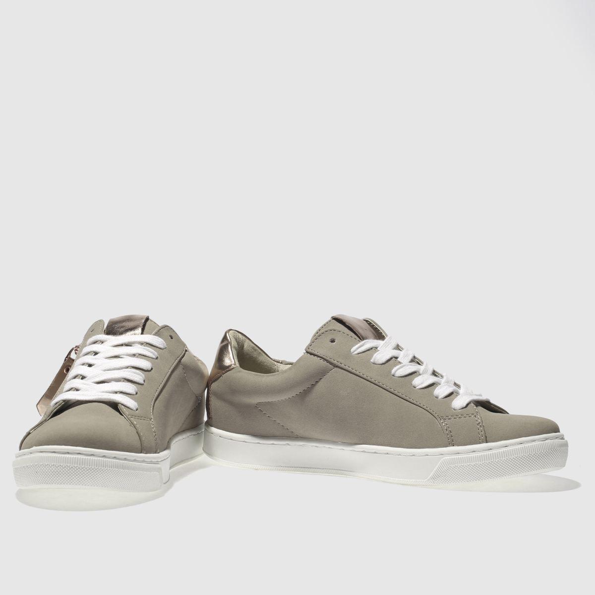 Damen Steingrau schuh Ninja Sneaker   schuh Gute Qualität beliebte Schuhe