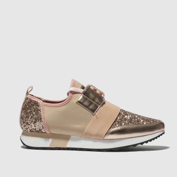 schuh bronze finesse flat shoes
