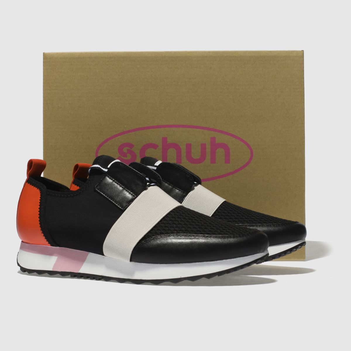 Damen Schwarz-rot schuh Finesse Qualität Flats | schuh Gute Qualität Finesse beliebte Schuhe 35dd84