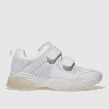 Schuh White CRAY Trainers