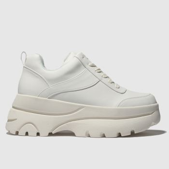 Schuh White STARLET Trainers