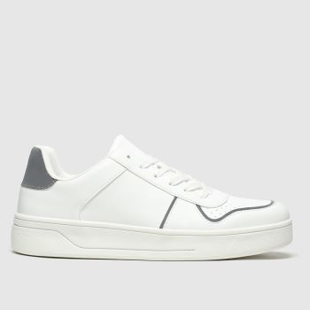 Schuh White Stargazer c2namevalue::Womens Trainers