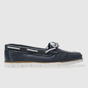 Schuh Navy Kasper c2namevalue::Womens Flats