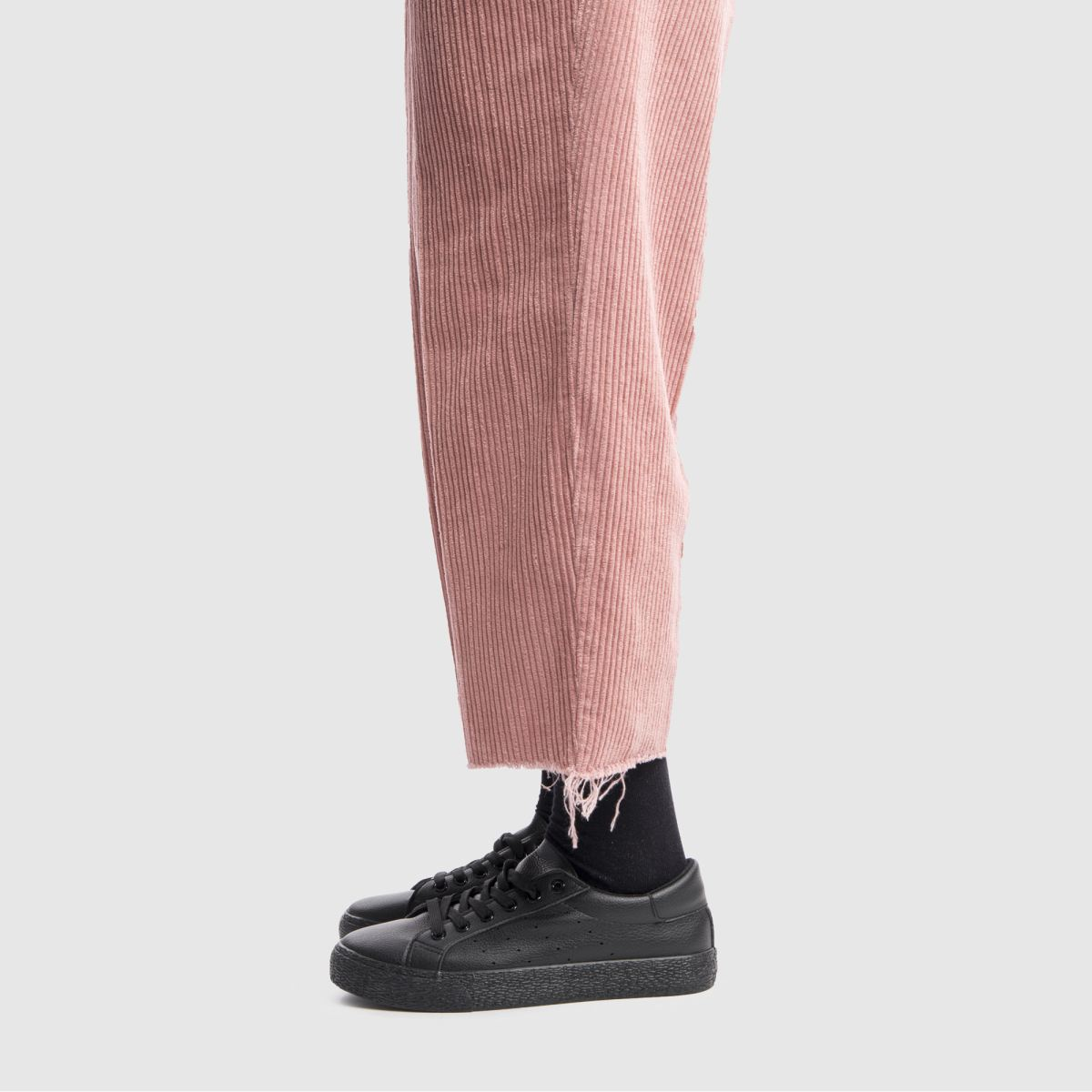 Damen Schwarz schuh Remix Flats | schuh Gute Qualität beliebte Schuhe
