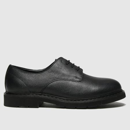 schuh Lance Black Leather Lace Uptitle=