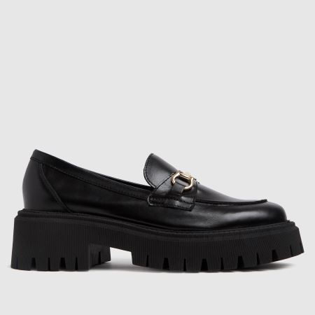 schuh Lilo Chunky Leather Loafertitle=