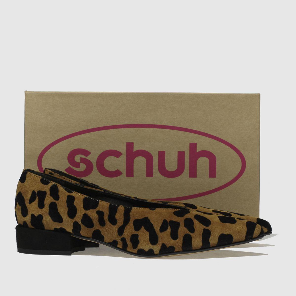 Damen Braun-schwarz schuh Patsy Flats beliebte | schuh Gute Qualität beliebte Flats Schuhe ddbc8a
