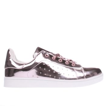SCHUH PALE PINK MISS JACKSON TRAINERS
