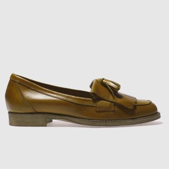 Schuh Tan Compass c2namevalue::Womens Flats
