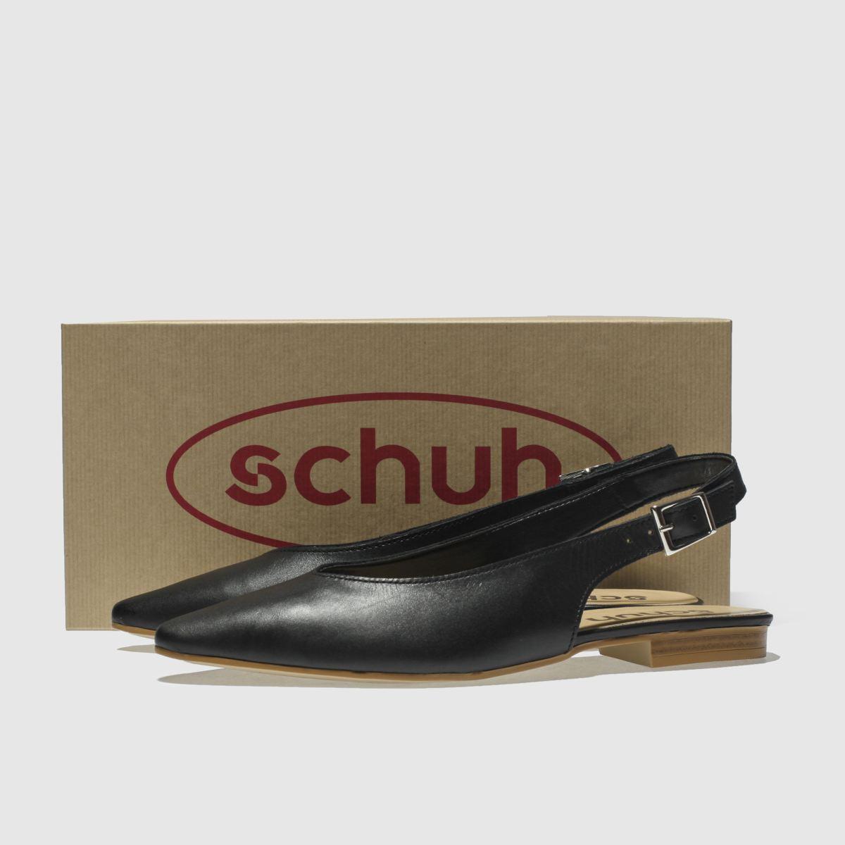Damen Schwarz Gute schuh Fusion Flats   schuh Gute Schwarz Qualität beliebte Schuhe 10d6e8