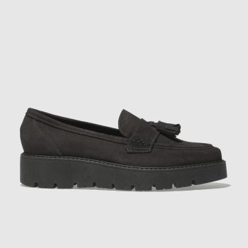 Schuh Dark Grey Stroller Womens Flats