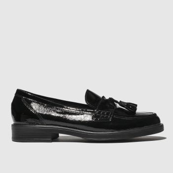 Schuh Black Happiness Womens Flats