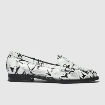 Schuh Black & White Magnetize c2namevalue::Womens Flats