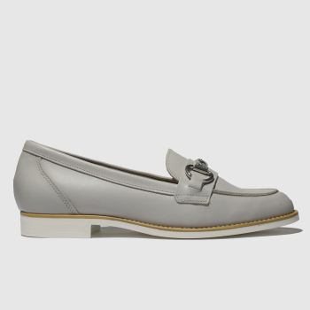 Schuh Light Grey Eternity Womens Flats