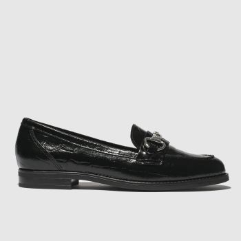 Schuh Black Eternity Womens Flats