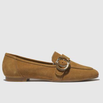 6ac75c2e8c13 Schuh Tan Opulent Womens Flats