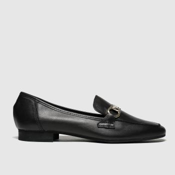 Schuh Black Reflection Womens Flats