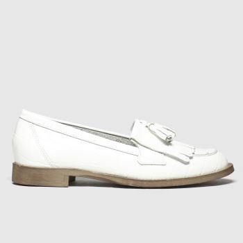 Schuh White Compass c2namevalue::Womens Flats