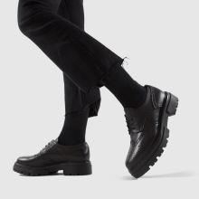 schuh Lena Chunky Leather Brogue 1