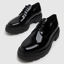 schuh Libra Patent Leather Lace Up 1