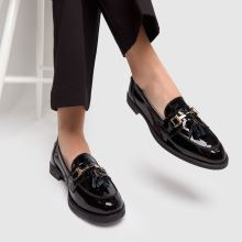 schuh Lizbeth Patent Leather Loafer,2 of 4